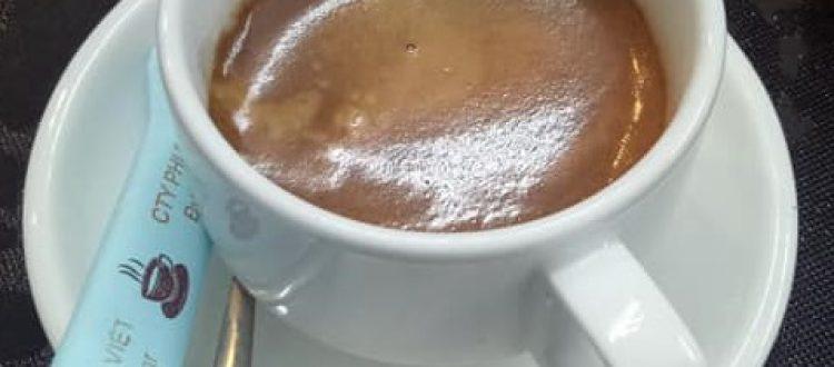 Ly cà phê hằng ngày bạn uống!
